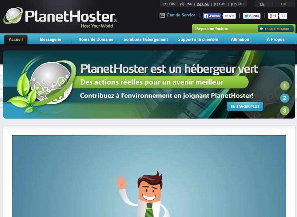green planet avis